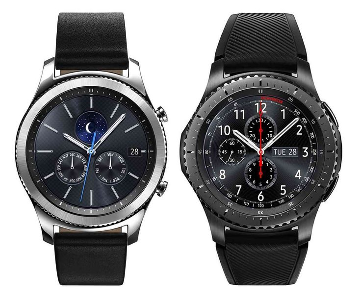 Samsung Gear S3 Classic and Frontier now available from Verizon - http://www.newsandroid.info/samsung-gear-s3-classic-frontier-now-available-verizon/