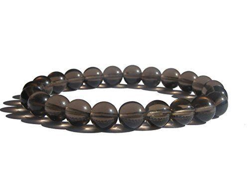 Glücksstein für Stier - #ZENstore Rauchquarz Heilstein Armband http://www.amazon.de/dp/B00NOT8GUU/ref=cm_sw_r_pi_dp_NuNxub1Z0QKSR