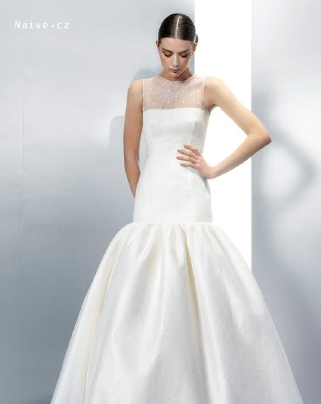 JESUS PEIRO svatební šaty, model 2068 (Praha)