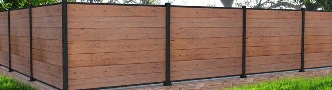 Composite+Fence+Panels | Marina Board Wall panel Privacy Fence New product Decking board Color ...