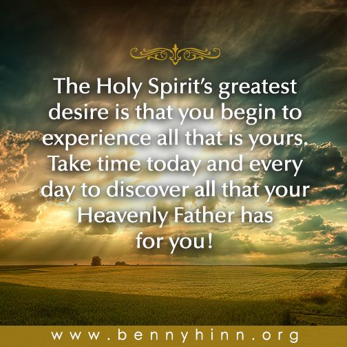 Personal word from Pastor Benny. Follow Pastor Benny on Periscope @benny_hinn to watch his live messages. http://www.bennyhinn.org https://www.periscope.tv/Benny_Hinn