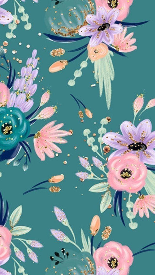 Flower Flower Wallpaper Spring Wallpaper Cute Wallpapers