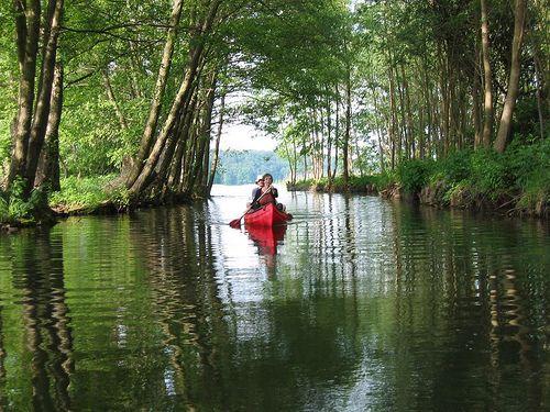 My fav. Canoeing!
