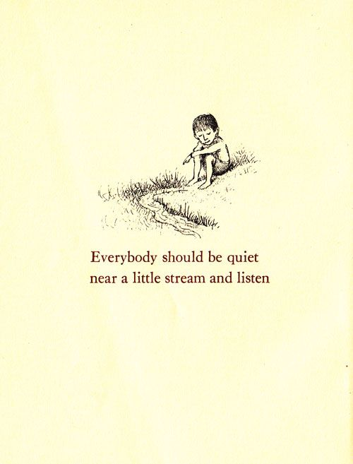 Maurice Sendak from 'Open House for Butterflies' by Ruth Krauss (via BrainPickings)