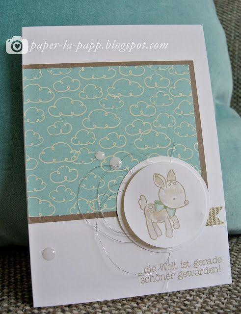 paper la papp stempeln mehr in nrw stampin up pinterest. Black Bedroom Furniture Sets. Home Design Ideas