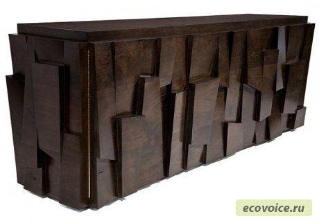 Переработанная древесина — океан возможностей / Экология дома / EcoVoice - Социально-информационный портал
