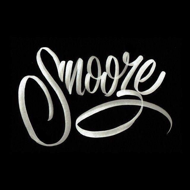Instagram: 'Snooze' by @neilsecretario