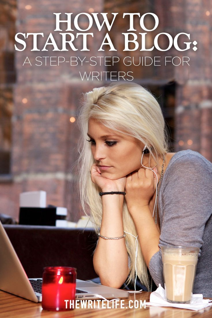 We've made starting a blog easy with this step-by-step guide just for writer