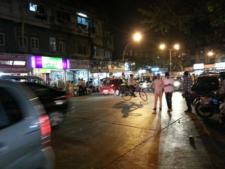 Matunga - the conservative suburb of Mumbai