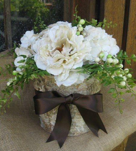 Les 25 meilleures id es concernant mariage th me bouleau sur pinterest g teaux de mariage d - Decoratie cottage montagn e ...