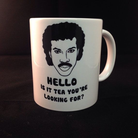 Hello, Is it Tea your looking for? Funny Mug £7.99 #folksyfriday