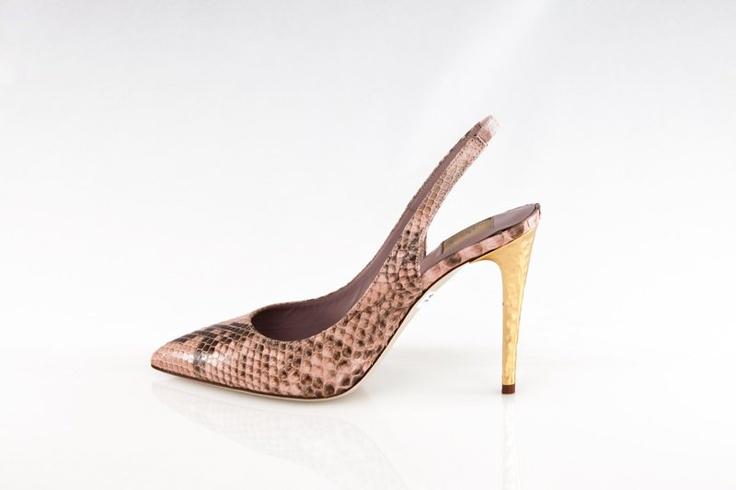 Calzatura Nuance: real python rosa della collezione Primavera/Estate 2013 di Violavinca!