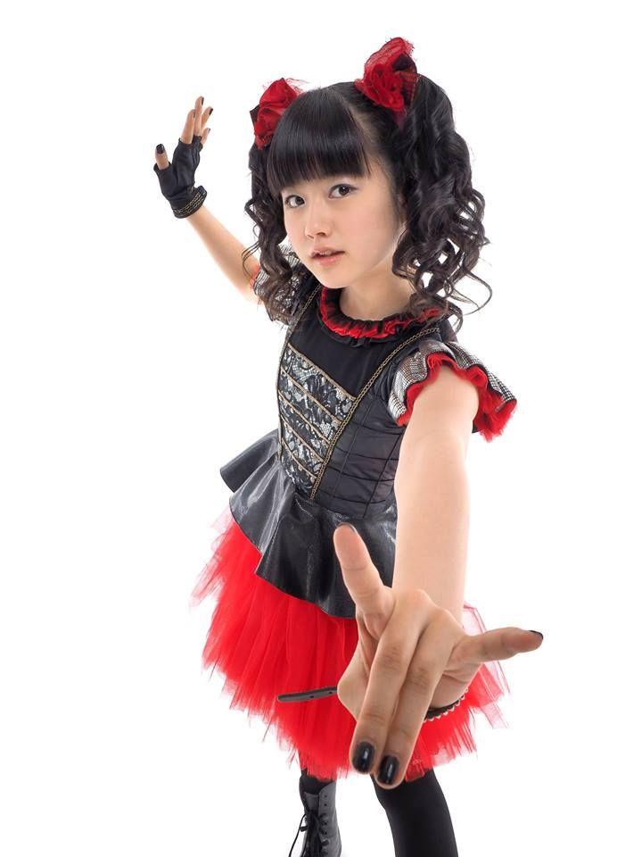#Yui_Mizuno #水野由結 #YUIMETAL #BABYMETAL