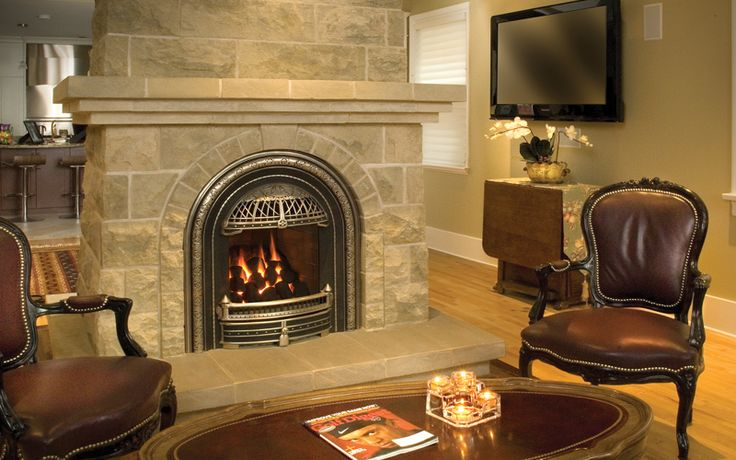 Effective Gas Inserts for fireplace - G & G Heating