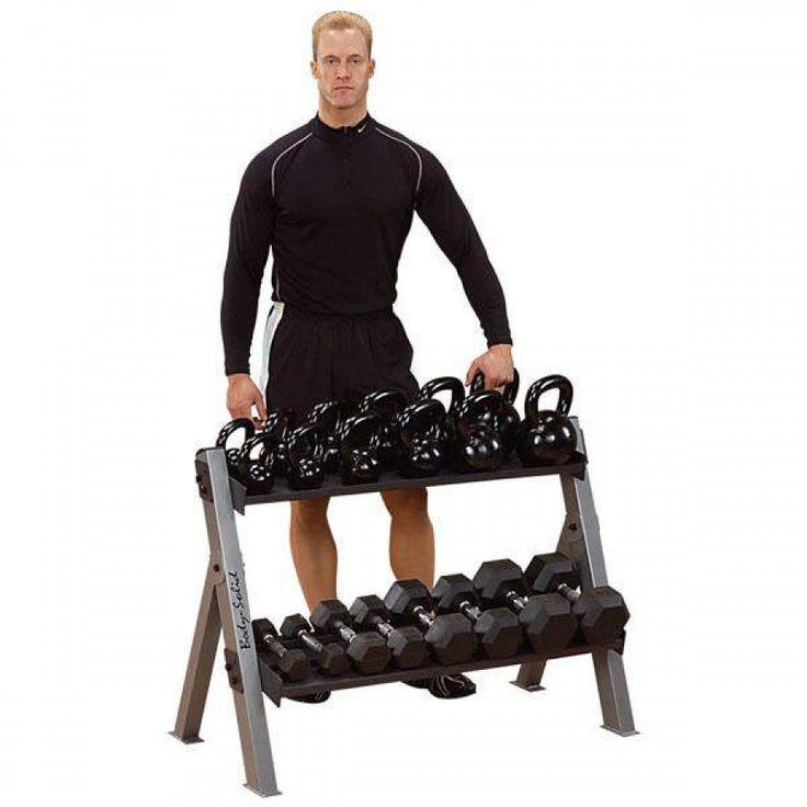 Kettlebell Rack £159 body solid