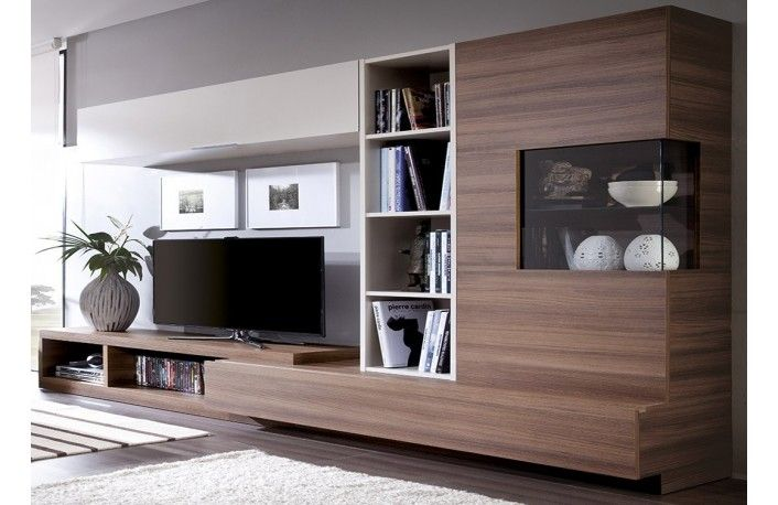 Muebles salon composicion segun foto