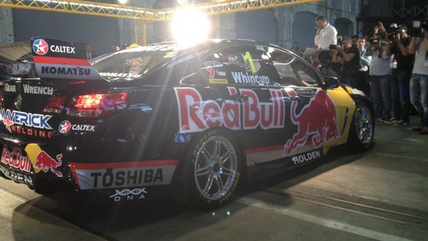 Red Bull Racing Australia First Pic. #V8supercars