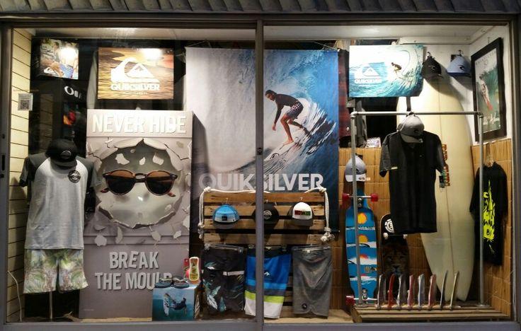 Surf Action shop window
