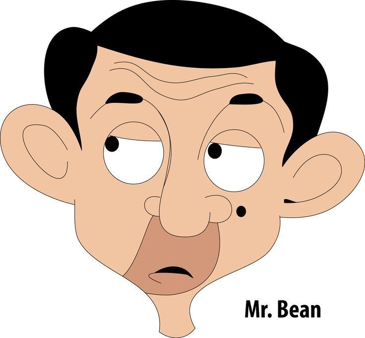 Mr bean queen room decor