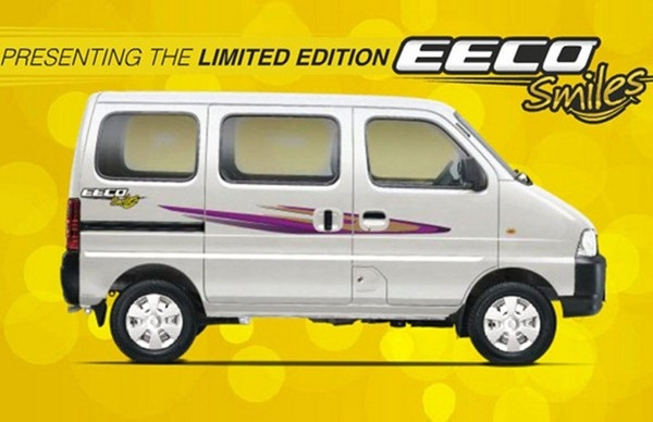 Maruti EECO Smiles Limited Edition Price, Features And Details