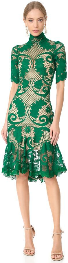 Shop for Babylon Lace Dress by Thurley at ShopStyle. Now for $595.