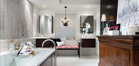 Modern bathroom fundamentals candice tells all for Candice olson bathroom designs