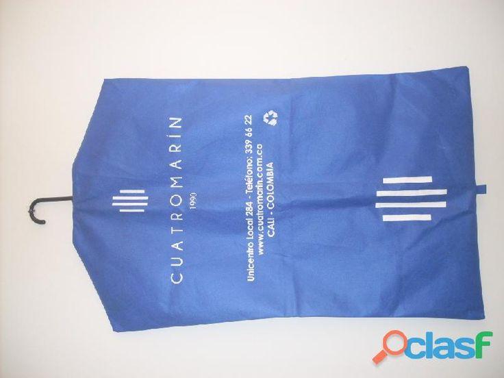 portavestidos, carpetas plasticas transparentes, tulas, bolsas y bolsos, estuches, forros todo equip