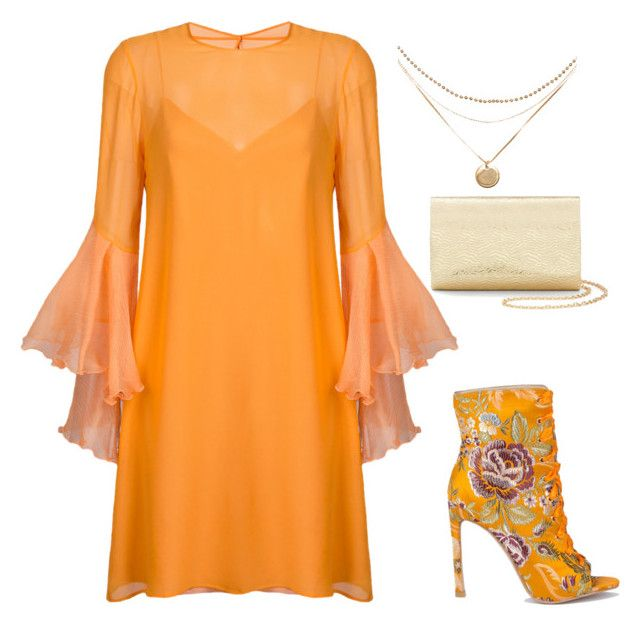"""""""Untitled #224"""" by mchlap on Polyvore featuring Galvan and La Regale"""