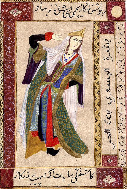 Morrigan Dancing by lmainjohnson7, via Flickr  Mediaeval Persian Painting