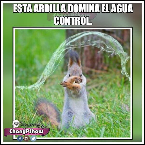 Agua control