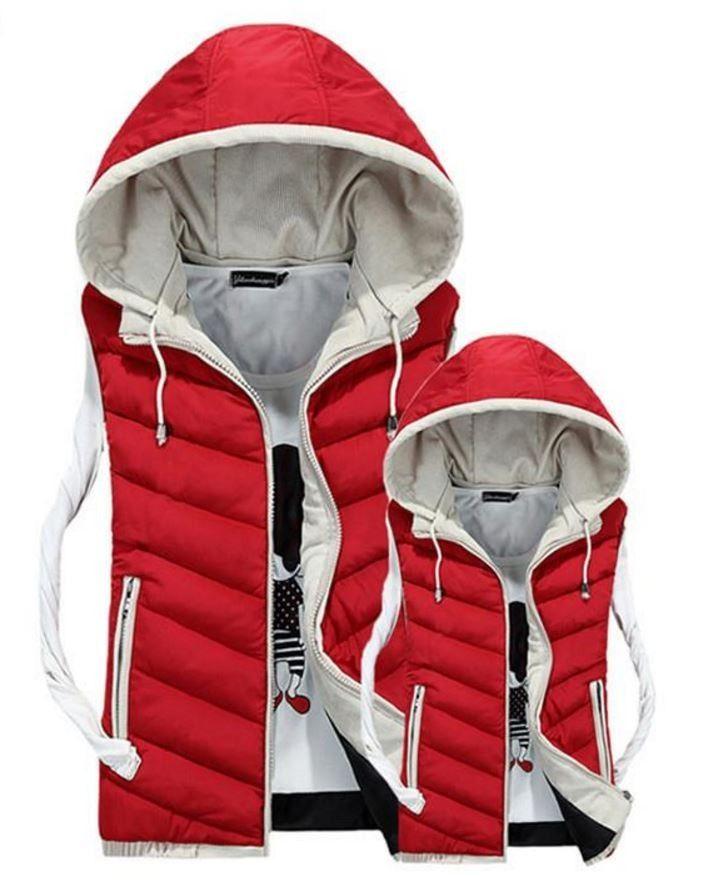 Moderní pánská zimní vesta s kapucí červená – Velikost L Na tento produkt se vztahuje nejen zajímavá sleva, ale také poštovné zdarma! Využij této výhodné nabídky a ušetři na poštovném, stejně jako to udělalo již …