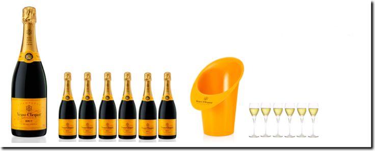 CHAMPAGNE - VEUVE CLICQUOT - WEDSTRIJD, iedereen wint bij aankoop van Varilux glazen. Bij aankoop van een paar Varilux glazen krijgt iedereen één kraslot. !! ELK KRASLOT IS PRIJS !! TE WINNEN: 6 VEUVE CLICQUOT CHAMPAGNE FLESSEN 1 VEUVE CLICQUOT CHAMPAGNE MAGNUM FLES 2 X 6 VEUVE CLICQUOT CHAMPAGNE GLAZEN 1 VEUVE CLICQUOT CHAMPAGNE EMMER 90 CHAMPAGNE KOELERS    Wedstrijd van 3 oktober 2013 tot eind december 2013 of zolang de voorraad krasloten strekt…
