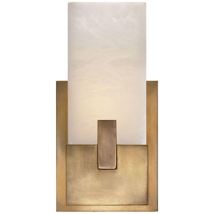 Covet Short Clip Bath Sconce Kelly Wearstler Lighting