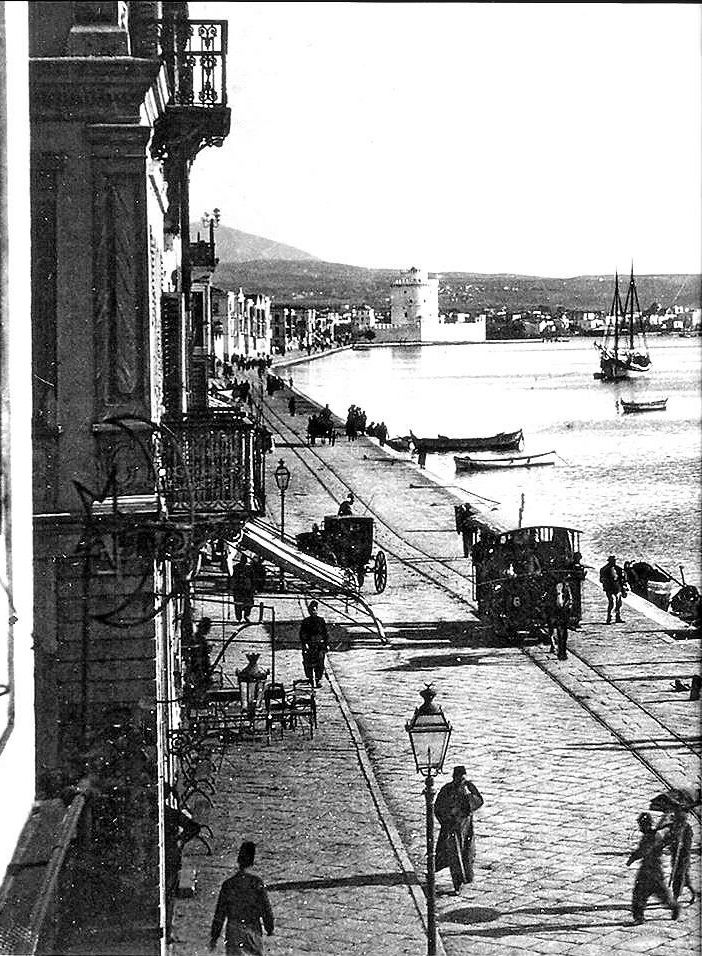 Θεσσαλόνίκη, τέλη του 19ου αιώνα