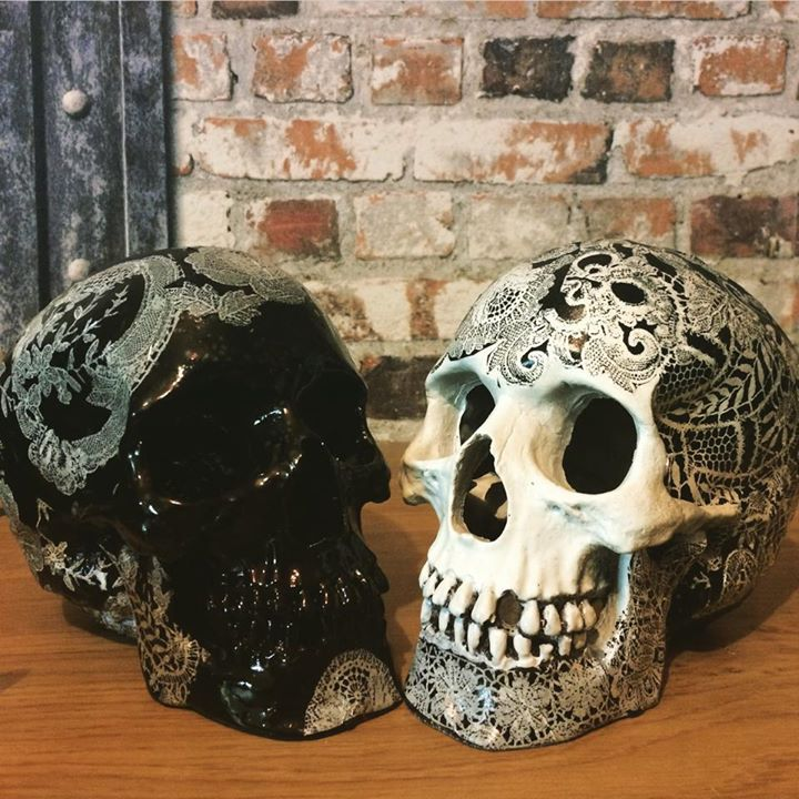 Richie, Freak Unique Skulls I These are beautiful.