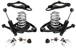 1963-72 Chevy C10 Truck and GMC C15 Truck Stage 3 Tubular Control Arm Suspension Kit 19314