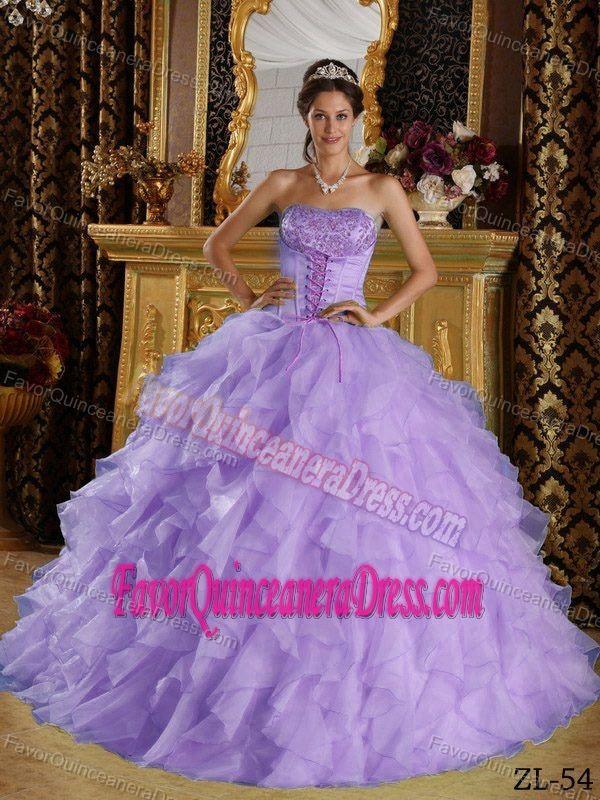 7 best Lilac Quinceanera Dresses 2013 images on Pinterest   Dresses ...