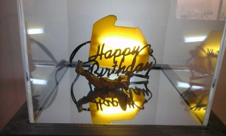 George Lappas- Happy Birthday