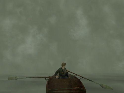 Silent Hill Town.