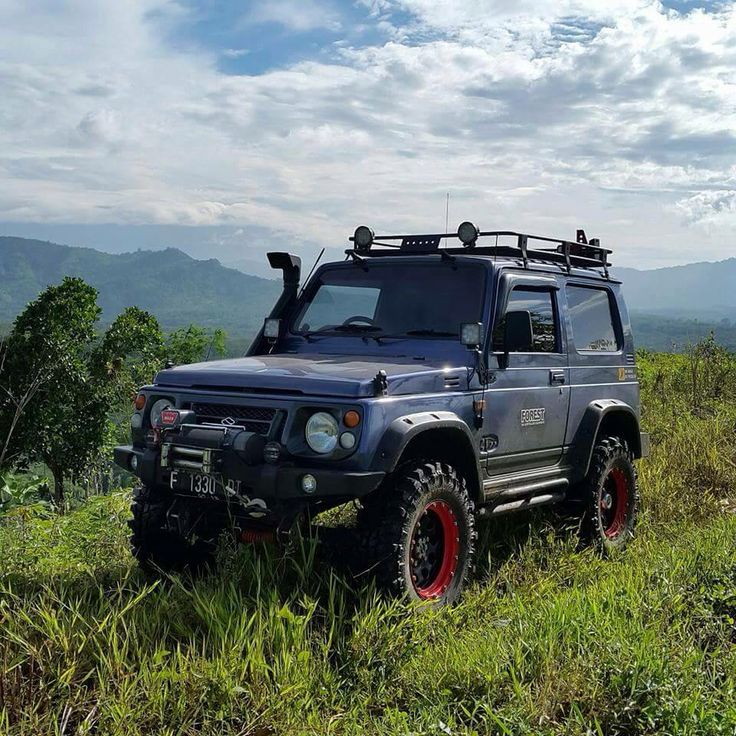 2292 best suzuki collective images on pinterest samurai suzuki jimny and jeep. Black Bedroom Furniture Sets. Home Design Ideas