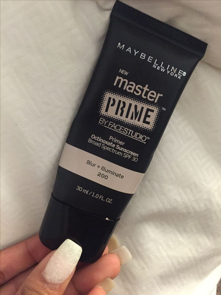This is my absolute favorite drug store primer. During the summer I love more of a glowy/dewy finish for my makeup and this is the perfect base to help me achieve the look I love! I also have the other master prime primer but this is specifically to illuminate your skin and it's only $7 :)