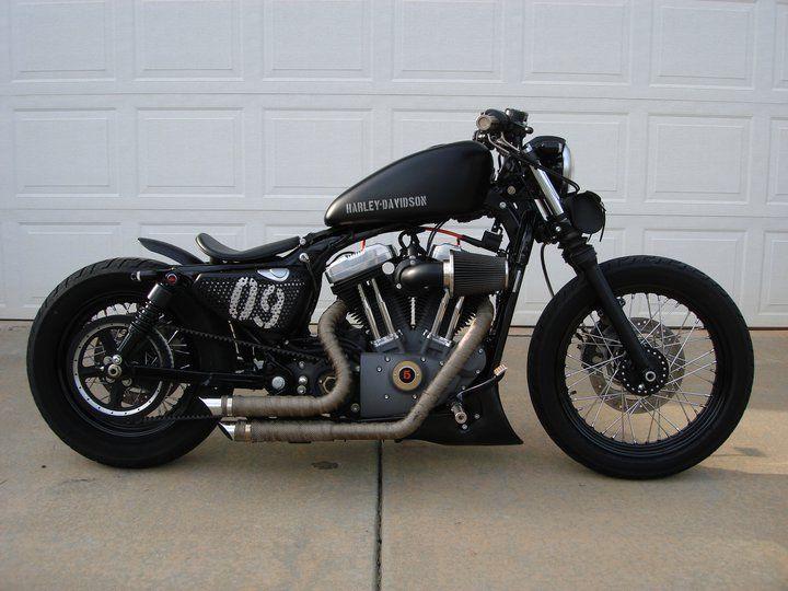 #Harley 2009 Nightster