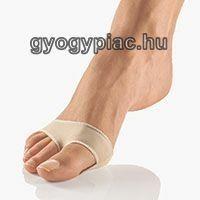 Textil lábfejalápárnázó tulajdonságai- Talpfájdalom megelőzésére és enyhítésére. ( pl. állómunka, vagy hosszú séta a magas sarkú cipő viselésekor) 1 pár/csomag. A PediSoft ® -TEXLINE-PLUS -Optimálisan elosztott nyomás - További védelem a külső nyomás ellen- Memória-effektus: - Használat után azonnal visszanyeri az eredeti alakját. - Nagyon higiénikus - Géppel mosható 30 ° C-onINDIKÁCIÓK Nyomás elleni védelem. Mérettáblázat Kicsi: 40 -es cipőméretigNagy: 41-es cipőtől