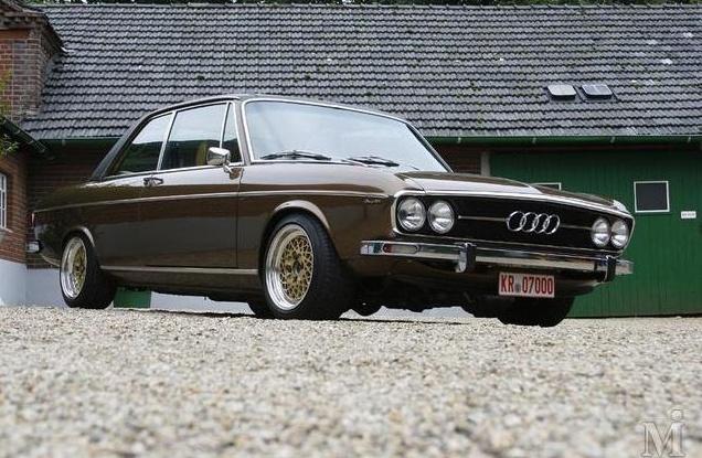 Audi 100 LS (C2, 1976-78) | Opron | Flickr