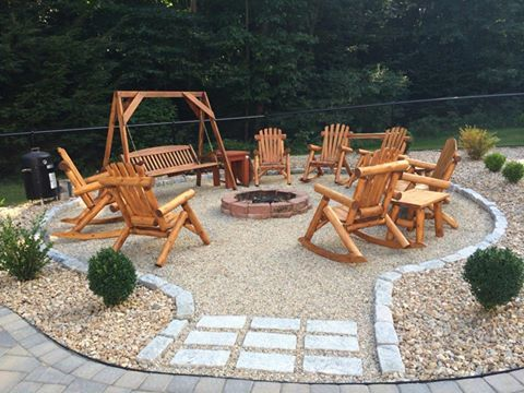 Attractive Find This Pin And More On Rustic Log Outdoor U0026 Patio Furniture.. Get Back  To Nature By Logfurnitureplc.