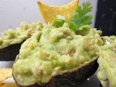 Guacamole recept: mexikói avokádókrém készítése