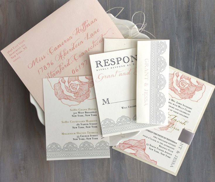 Best 25+ Unique Wedding Invitations Ideas On Pinterest