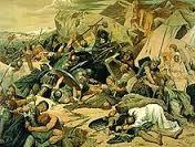ARTICULO 3 - 11 - La identidad visigótica surgió de la Guerra Gótica (376–382) cuando un conjunto de tervingios, greutungos y otros contingentes