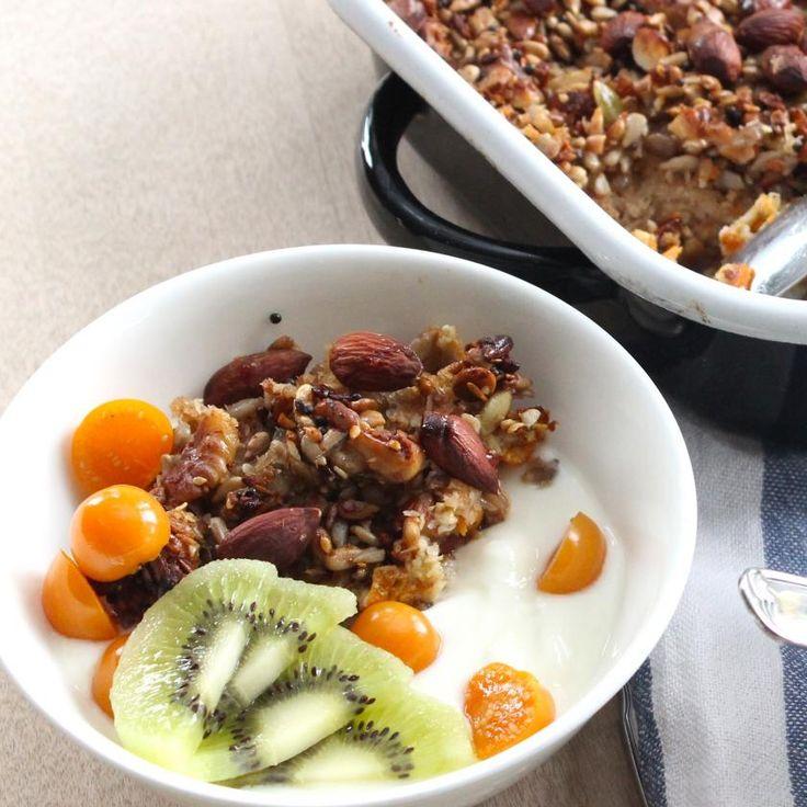 Rezept der Woche: Baked Oatmeal