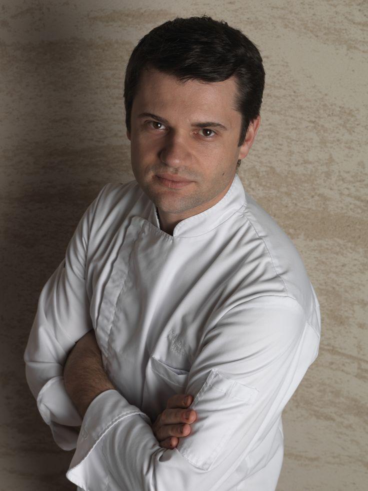 Chef Enrico Bartolini (Devero Hotel, Cavenago di Brianza MB)